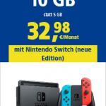 AKTION: 1&1 All-Net-Flat – jetzt mit doppeltem Highspeed-Volumen und Nintendo Switch